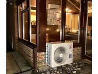 Air conditioning Installation , eco-friendly , saving money