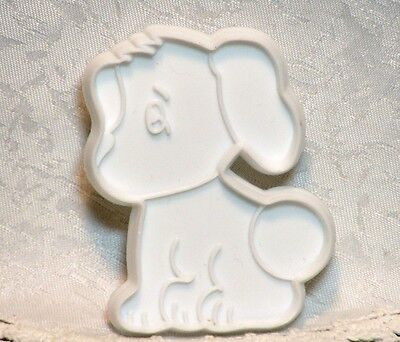 Used, Vintage Plastic Cookie Cutter - Cute Beagle Puppy Dog  Animal Child Party for sale  Arvada