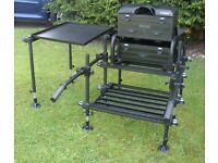 Fishing seat box avanti rdx 2000