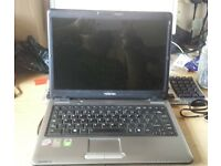 Toshiba Satellite Pro U400 Laptop Spares or Repair