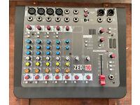 Allen & Heath ZEDi10 Mixer and Audio Interface