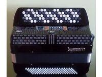 SEM Ciao reedless accordion