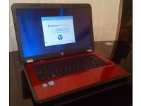 HP Laptop - Intel i3.