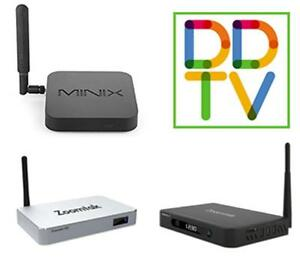 #1 RATED ANDROID TV BOX WITH DDTV >> 120+ 5 STAR GOOGLE REVIEWS >> LOADED + USER FRIENDLY + PLUG & PLAY + 1YR SUPPORT
