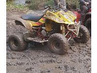 Suzuki ltz 400 race quad (swapz)