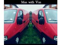 Man with Van (7 Days a week... House, Flat or Office Removals) *PROFESSIONAL and HONEST!*