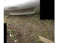 Audi A3 rear tailgate / boot 2008