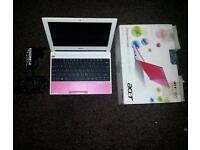 Acer aspire netbook