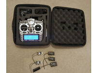 FrSky Taranis X9D Plus R/C Transmitter and 5 FrSky Receivers - as new - Sensible offers considered for sale  Rogerstone, Newport