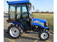 Brand New Solis 26 Compact Tractor with Heated Cab