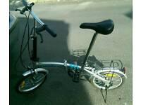 6-speed Folding Bike
