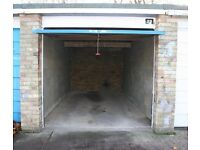Secure lock-up garage to rent - Broadwater, Stevenage