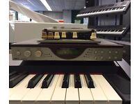 Pre Loved Hammond Rack mount Draw Bar Organ Controller