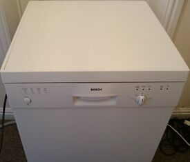 In Bideford A Bosch Large 12 place setting Energy 'A' Rated Dishwasher.