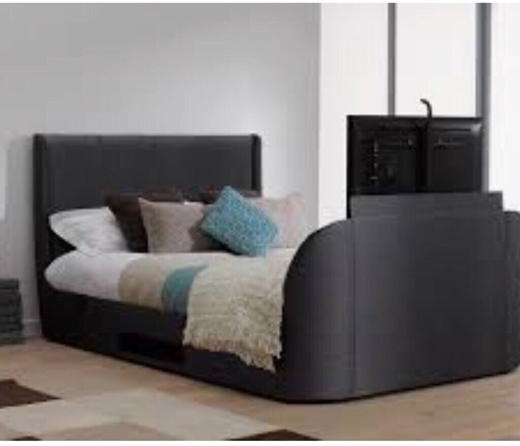 Dreams titanium t3 super king size tv bed | in Bedford, Bedfordshire |  Gumtree