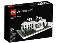BRAND NEW Lego Architecture 21006 The White House!