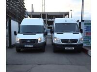 MAN AND VAN, REMOVALS & DELIVERY SERVICE - Available 24 hours a day and at short notice