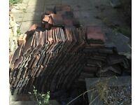 Rooftiles - Reclaimed Clay Plain Tiles