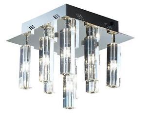 LED Crystal Chandelier New Light Pendant Ceiling Lamp HUGE SALE!