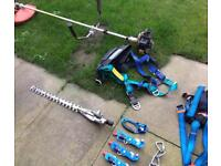 Stihl tools/arborist/rock climbing equipment