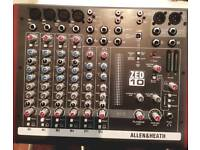 ALLEN &HEATH ZED10 MIXER
