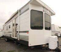 2014 Forest River Wildwood DLX 39FDEN