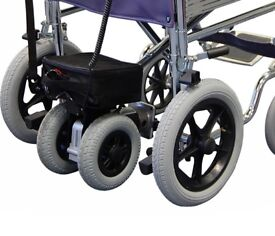Detachable Wheelchair Power pack. Nearly new, excellent condition. Bargain!
