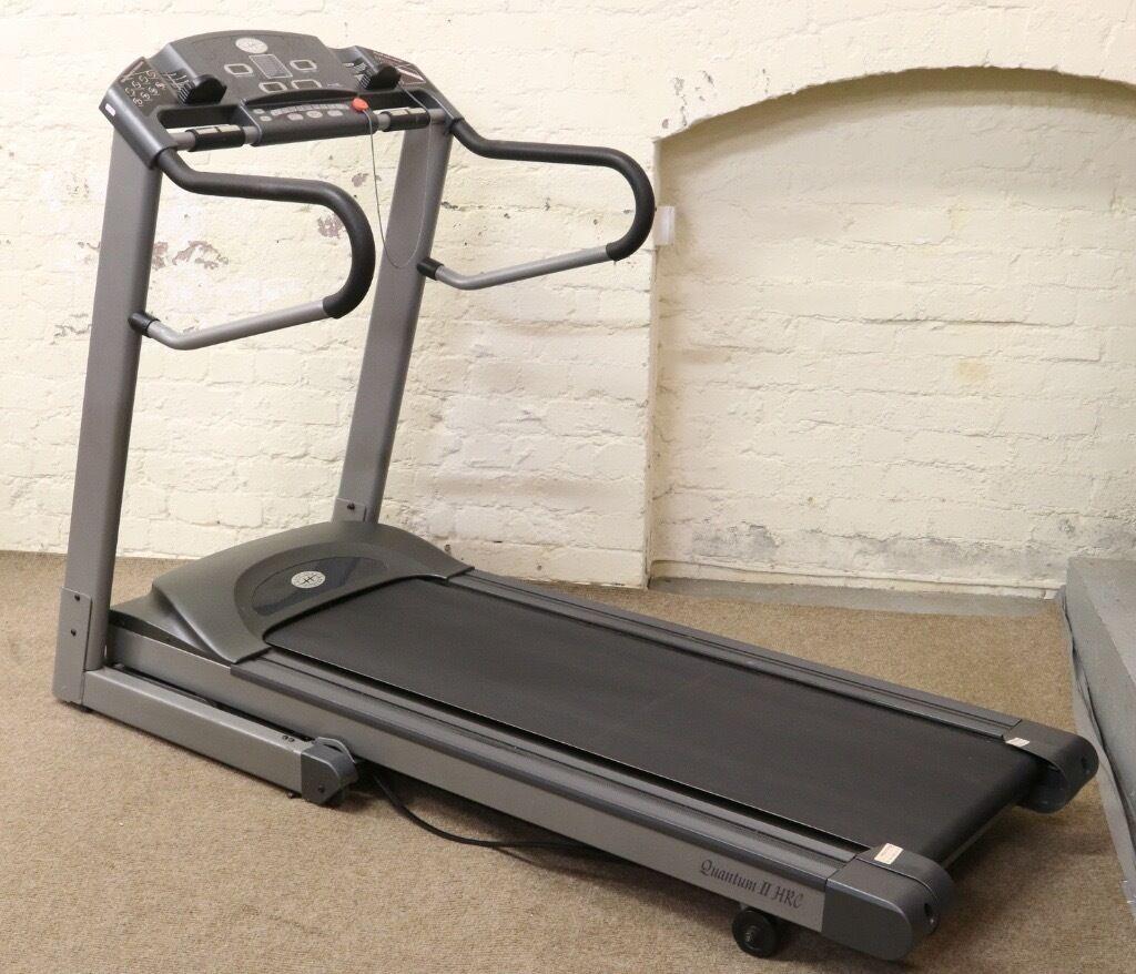 Horizon Fitness Is 100 Treadmill: Horizon Fitness Quantum II HRC Treadmill