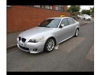 BMW 523i m sport big spec aerodynamic swap px