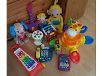 Activity Toy Bundle - Fisherprice, Little Tikes, IQBuilders, Vtech etc