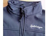 Boys softshell jacket size 8-9 years (140 cm)