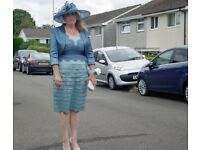 Stunning Ispirato Mother of the Bride outfit from Samantha K's in Pontydullais