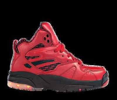 LA Gear Ladies LA Lights LATW80-3 Red Black Womens US size 9 for sale  Los Angeles