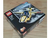 Super Lego Technic Display Team Jet - New Sealed