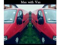 Man with Van (7 Days a week. House, Flat or Office Removals) **PROFESSIONAL and HONEST**
