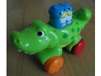 Fisher-Price Press and Go Gator