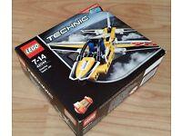 Super Lego Technic Display Team Jet - Complete Still Sealed in Original Box