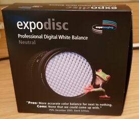 Professional Digital White Balance