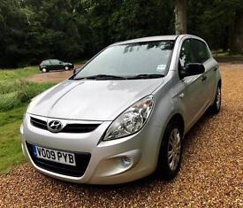 Stunning Hyundai i20 Classic 1.3 Only 34K Mileage, Mot until March 2018