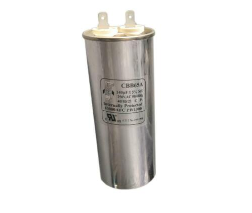 CBB65A Run Capacitor 250VAC 250V AC 140uF 140 uF 140MFD SH P1 50/60Hz UL listed