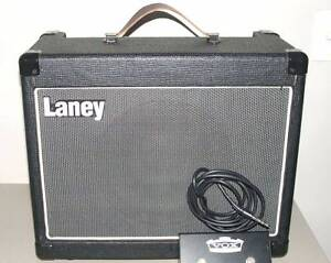 Laney - 35 Watt Guitar Amp with Built In Effects & Foot Switch Morley Bayswater Area Preview