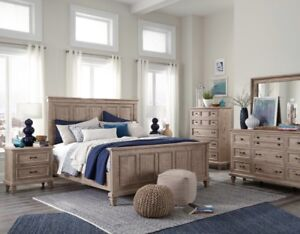 Move out Sale Bedroom Set (8 pieces) from Brick