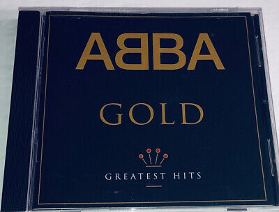 ABBA Gold Greatest Hits Classic Rock Music CD 3A