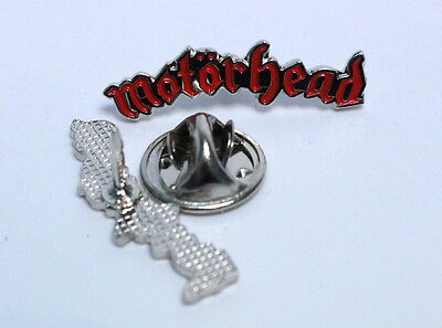 Metalpin MOTÖRHEAD LOGO RED  MBA 163