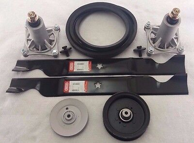 Sears Yts 3000 46  Lawn Tractor Mower Deck Parts Rebuild Kit Free Shipping