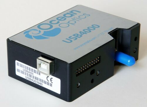 Ocean Optics USB4000 USB spectrometer, 573-883nm