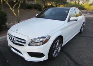 **LEASE TAKEOVER** 2016 Mercedes Benz C300 - $628.85/monthly