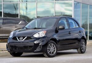 2015 Nissan Micra DEAL PENDING S MANUELLE LOW MILEAGE MANUAL