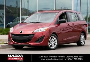 2013 Mazda Mazda5 GS 6 SPEED BLUETOOTH BLUETOOTH