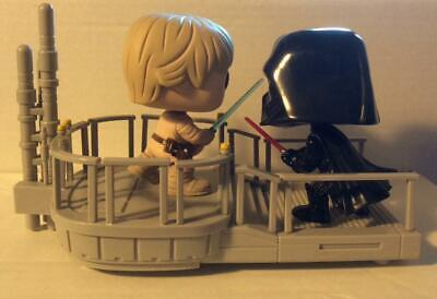 Funko Pop Star Wars Movie Moments #226 Cloud City Duel. Darth Vader & Luke.